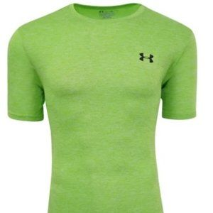 NWT Under Armour Men's Lime T-Shirt  - Size Large